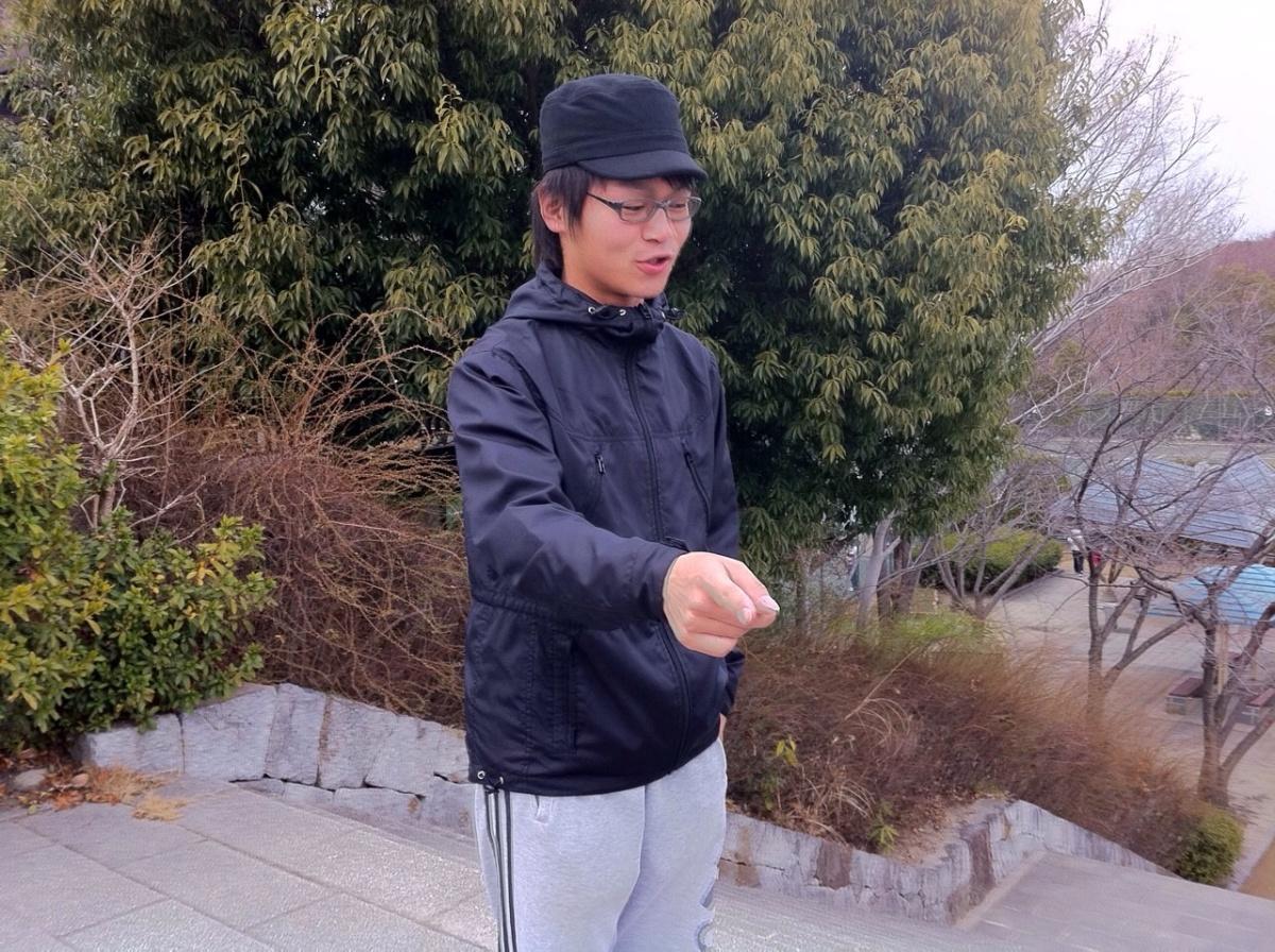 22代のちぇんこと北田達也=リレーブログ